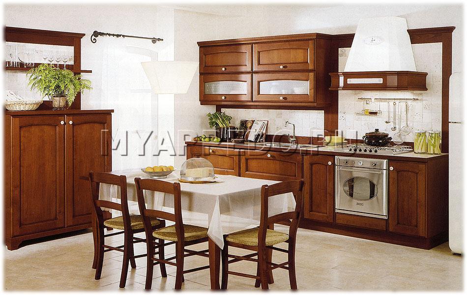 Cucina VENETA CUCINE Villa Deste. Progetti di Vita. Acquistare a Mosca