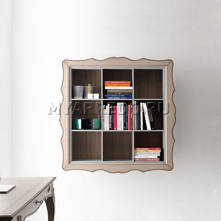 Книжный шкаф flai maison des fleures 8193. купить в москве.