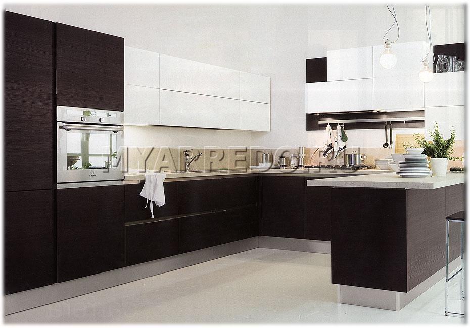 Cucina VENETA CUCINE Carrera-3. Progetti di Vita. Acquistare a Mosca