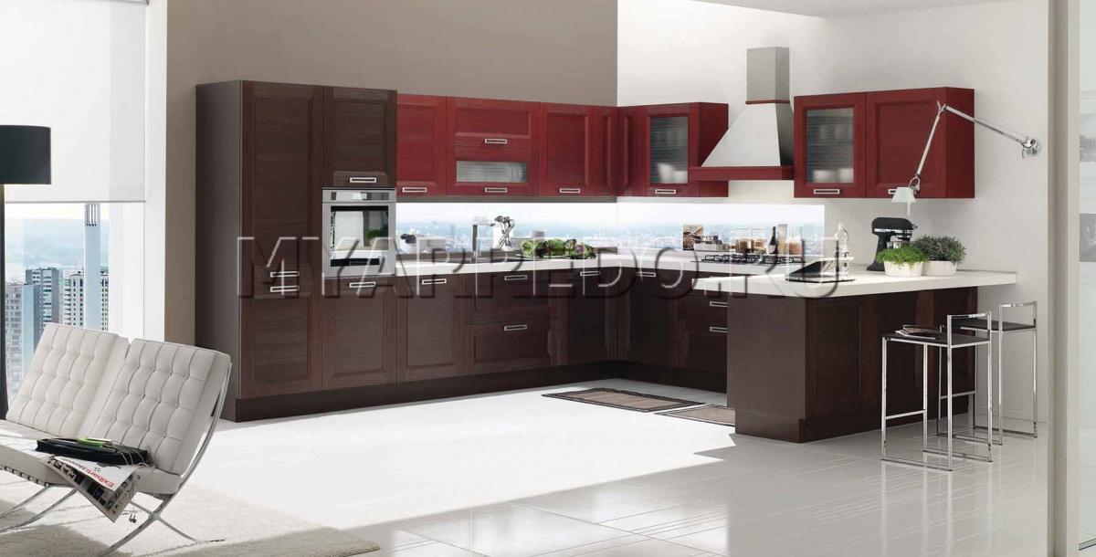 Cucina record cucine zara comp 7 modern collection acquistare a mosca - Comprare mobili direttamente dalla fabbrica ...