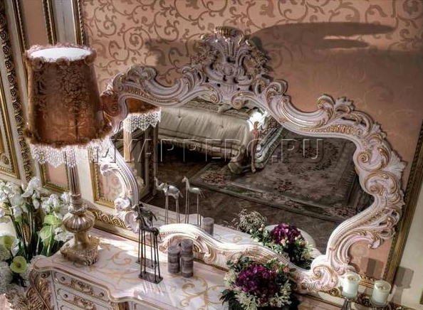 Зеркало ASNAGHI INTERIORS New classic collection IT1404