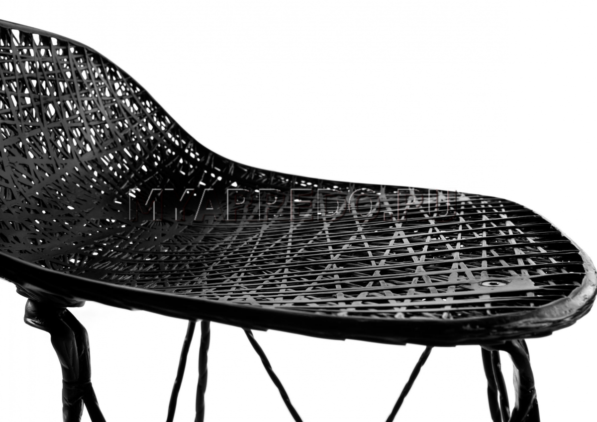 Sgabello da bar moooi carbon bar stool. collection. acquistare a mosca