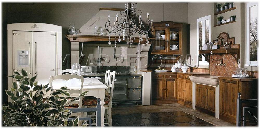 Cucina MARCHI GROUP Valenzuela. Timless Kitchens. Acquistare a Mosca
