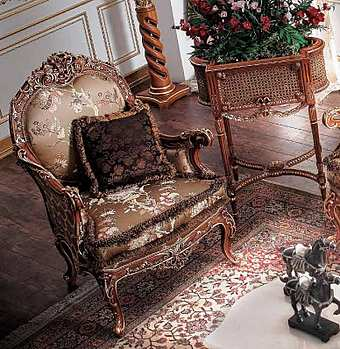 Кресло ASNAGHI INTERIORS Gold2 GD9201