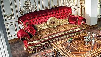 Диван ASNAGHI INTERIORS Gold2 GD7803