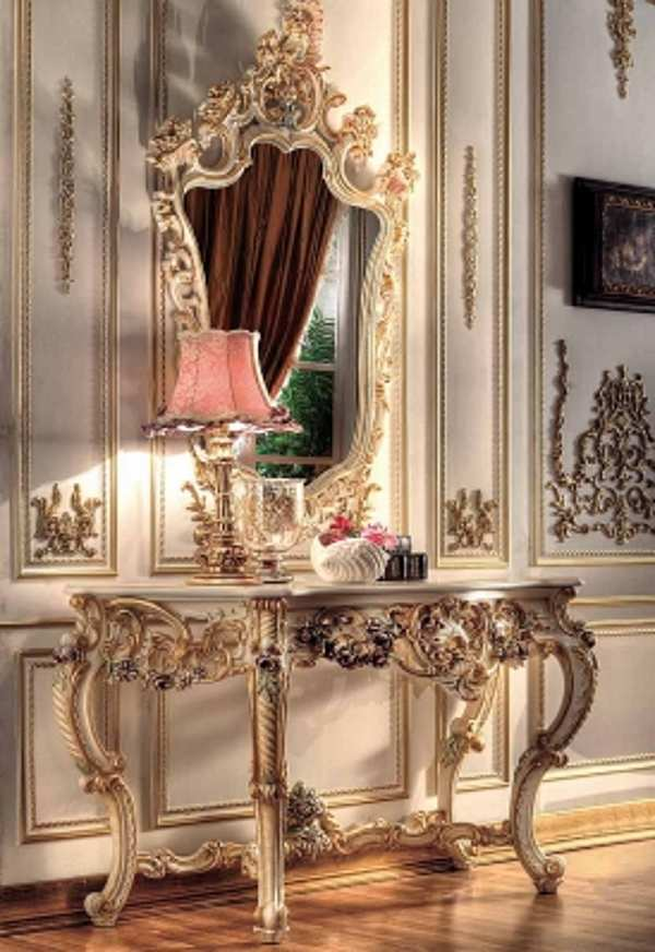Консоль ASNAGHI INTERIORS Gold collection GD4406