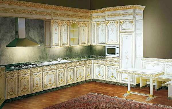 Кухня ASNAGHI INTERIORS KITCHEN Green