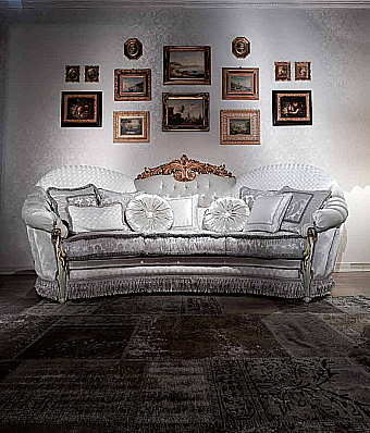 Диван ASNAGHI INTERIORS La boutique L11603