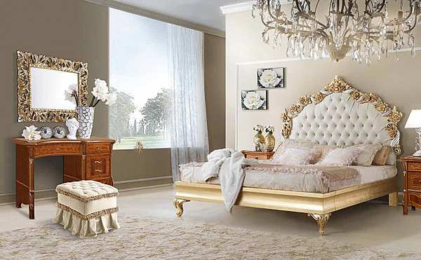 Кровать CASA +39 Verdi Bed & Night Tables 711