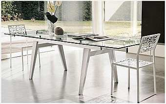 Стол PACINI & CAPPELLINI Made in Italy 5405