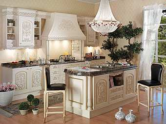 Кухня ASNAGHI INTERIORS KITCHEN Lira
