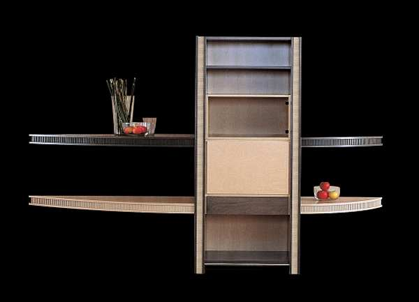 Стенка IL LOFT Wooden Furnitures RU60
