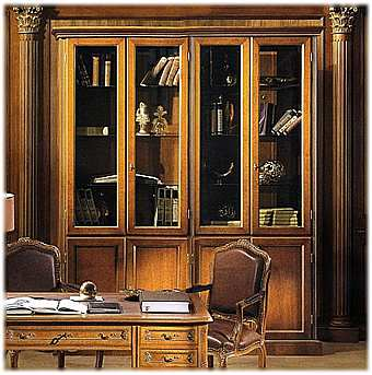 Книжный шкаф ANGELO CAPPELLINI DININGS and OFFICES 8980/8