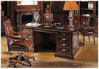 Письменный стол ANGELO CAPPELLINI DININGS and OFFICES 18830/L