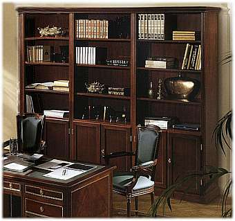 Книжный шкаф ANGELO CAPPELLINI DININGS and OFFICES 8980/02