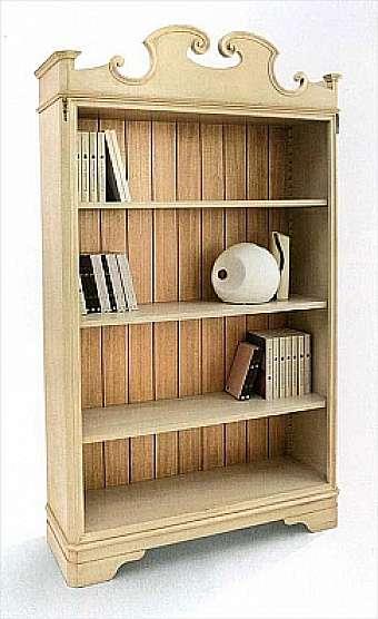 Книжный шкаф tonin casa arc en ciel asada - 1668. купить в м.