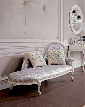 Chaise lounge CARPANESE Art collection 6190