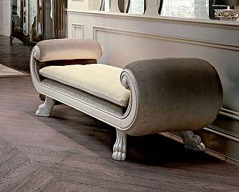 Chaise lounge CARPANESE Art collection 6092