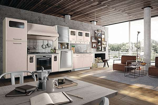 Cucina MARCHI GROUP Saint Louis. Timless Kitchens. Acquistare a Mosca