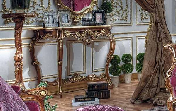 Консоль ASNAGHI INTERIORS Gold collection GD3006