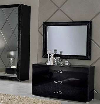 Комод CAMELGROUP LA STAR MAGIC black 120CMS.10NE