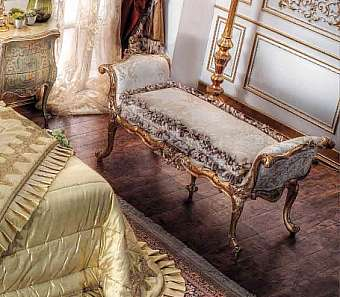 Банкетка ASNAGHI INTERIORS Gold2 GD7907