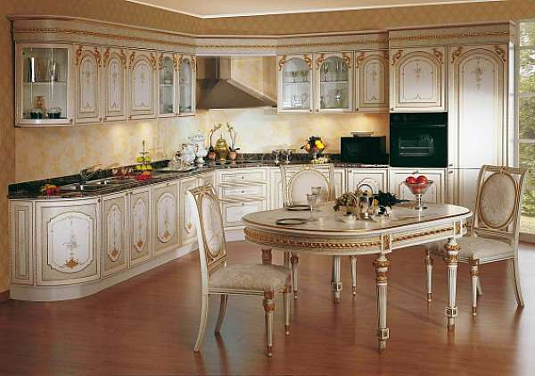 Кухня ASNAGHI INTERIORS KITCHEN Vienna