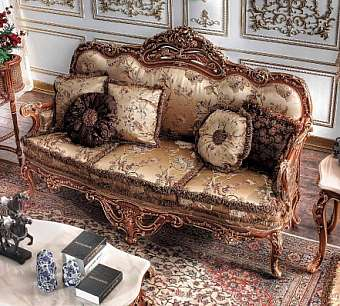 Диван ASNAGHI INTERIORS Gold2 GD9203