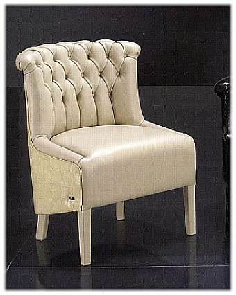 Кресло FORMITALIA Volume 8 SAINT TROPEZ Armchair medium back