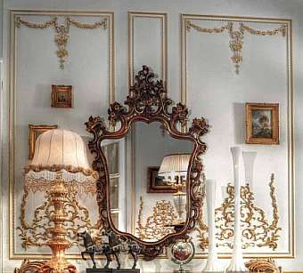 Зеркало ASNAGHI INTERIORS Gold2 GD8307